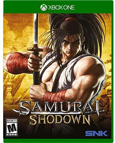 - Samurai Shodown for Xbox One