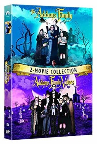 The Addams Family [Movie] - The Addams Family / Addams Family Values: 2 Movie Collection