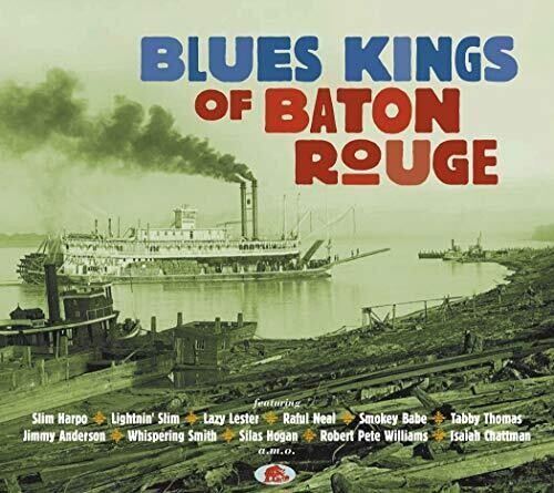 Blues Kings Of Baton Rouge