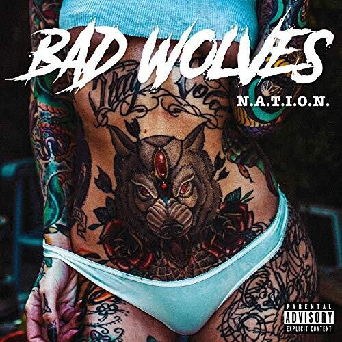 Bad Wolves - N.A.T.I.O.N. [LP]