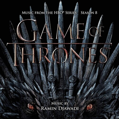 Game of Thrones: Season 8 (Selections from the HBO Series) (The Iron Throne Version)