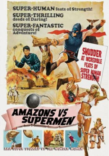 Amazons Vs Supermen (aka Super Stooges vs. the Wonder Women)