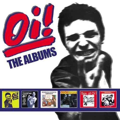 Oi! The Albums /  Various [Import]