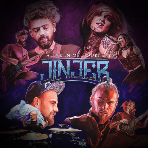 Jinjer - Alive In Melbourne 2020 (Live) (Colv) (Gate)