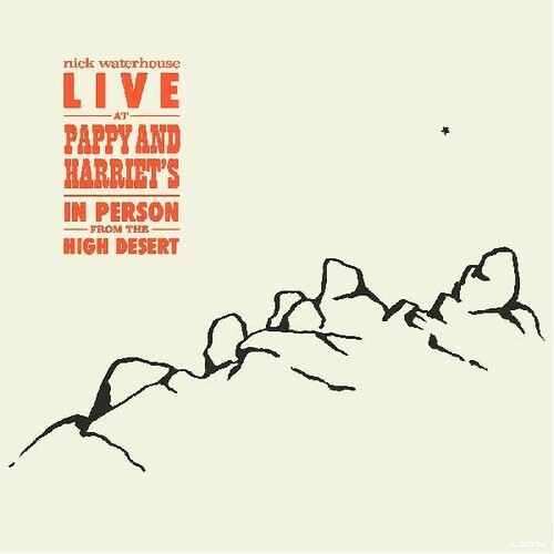 - Live At Pappy & Harriet's: In Person From The High Desert