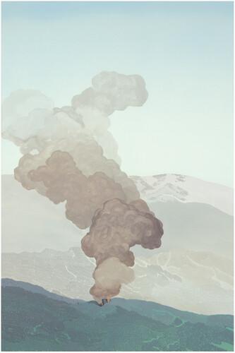Sun June - Somewhere (Cloudy Clear Vinyl) [Clear Vinyl]