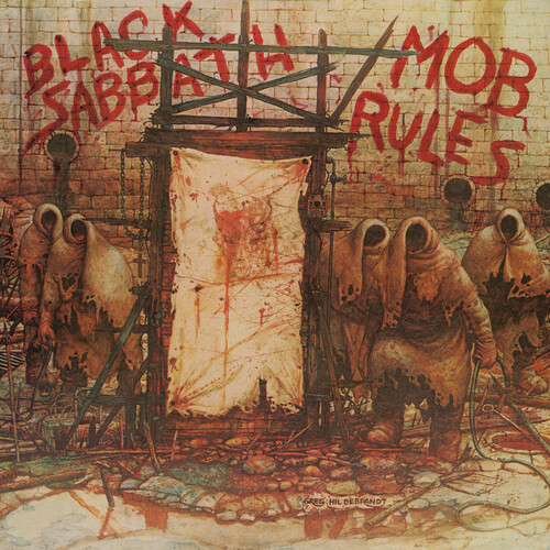 Mob Rules (Deluxe Edition) (2LP)