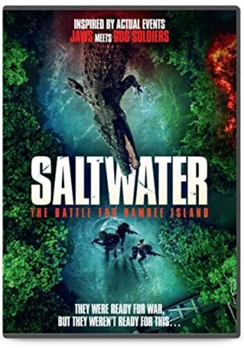 Saltwater: The Battle of Ramree Island