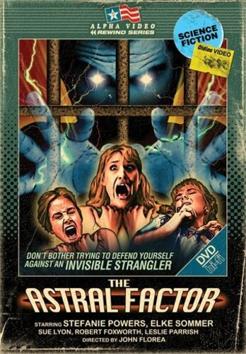 The Astral Factor (Alpha Video Rewind Series)
