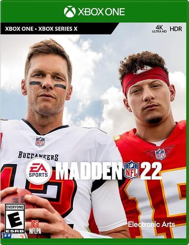 Xb1 Madden NFL 22 - Xb1 Madden Nfl 22