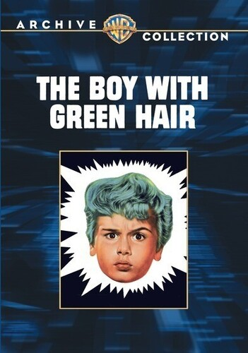 The Boy With Green Hair