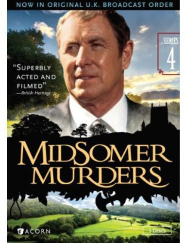 Midsomer Murders, Series 4