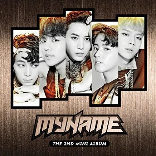 Myname (2nd Mini Album) [Import]