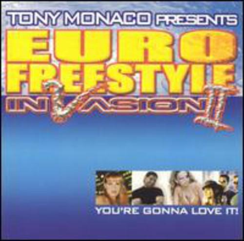 Euro Freestyle Invasion 2 [Import]