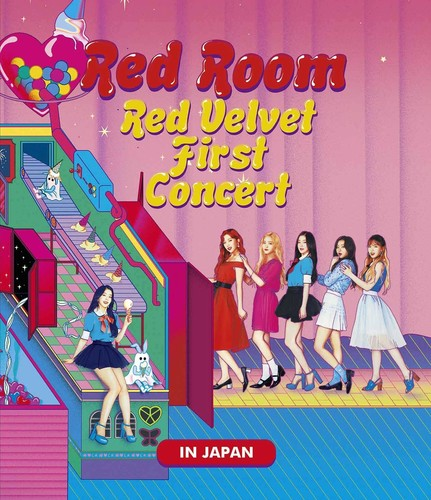 Red Velvet 1st Concert Red Room In Japan [Import]