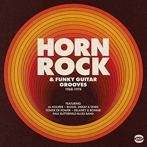Horn Rock & Funky Guitar Grooves 1968-1974 /  Various [Import]