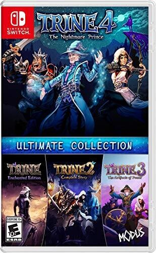 - Trine Ultimate Collection for Nintendo Switch