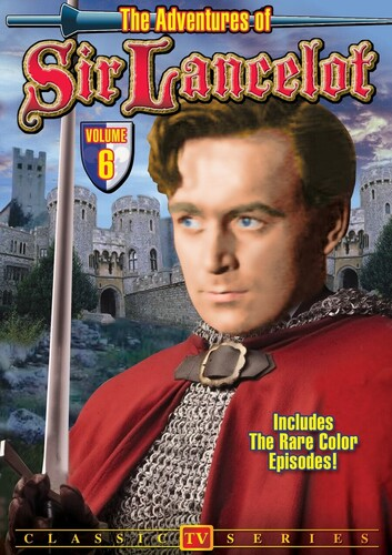 Adventures Of Sir Lancelot: Volume 6