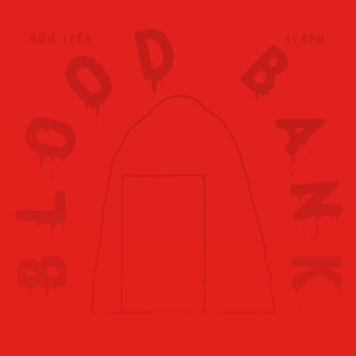 Bon Iver - Blood Bank EP: 10th Anniversary Edition [Red Vinyl]