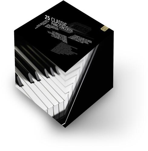 Piano Concertos Legacy Box