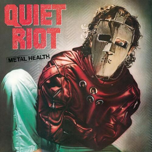 Quiet Riot - Mental Health [Black Vinyl]