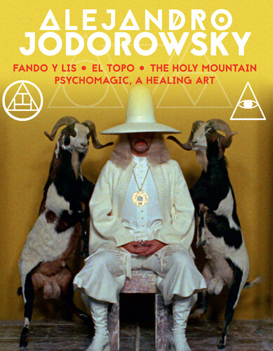 Alejandro Jodorowsky: 4k Restoration Collection