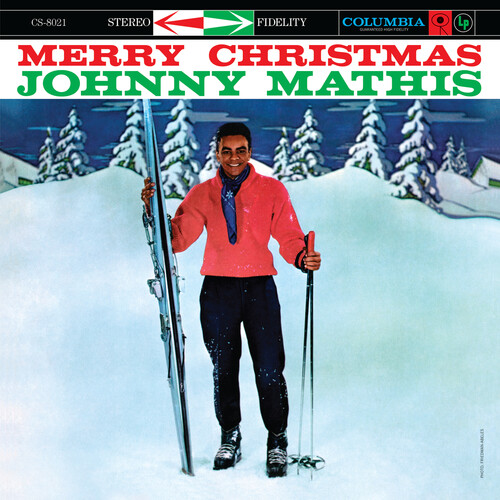Johnny Mathis - Merry Christmas [LP]