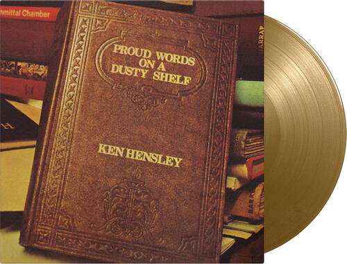 Proud Words On A Dusty Shelf [Limited 180-Gram Gold Colored Vinyl] [Import]