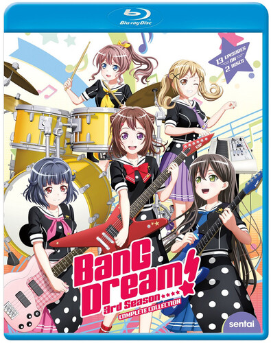 Bang Dream!: 3rd Season