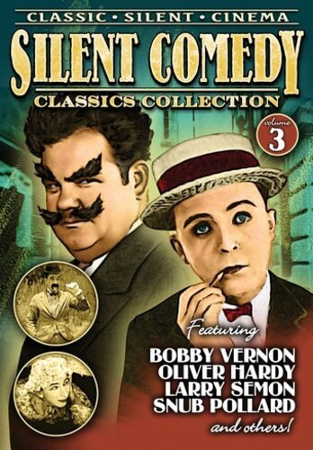 Silent Comdey Classics Collection Voulme 3