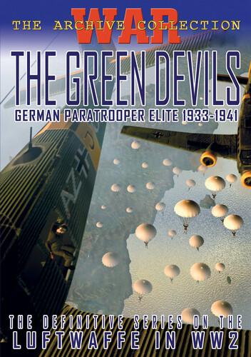 Green Devils: German Paratrooper Elite 1933-1941